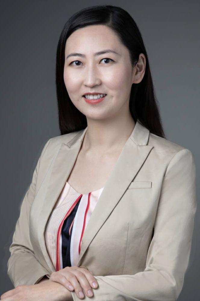 CKGSB Professor Huang Rong