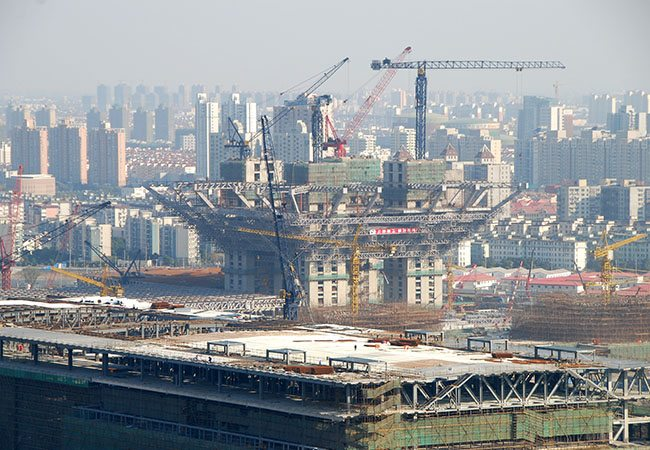 Chinese Construction, Chinese Development, Chinese Building
