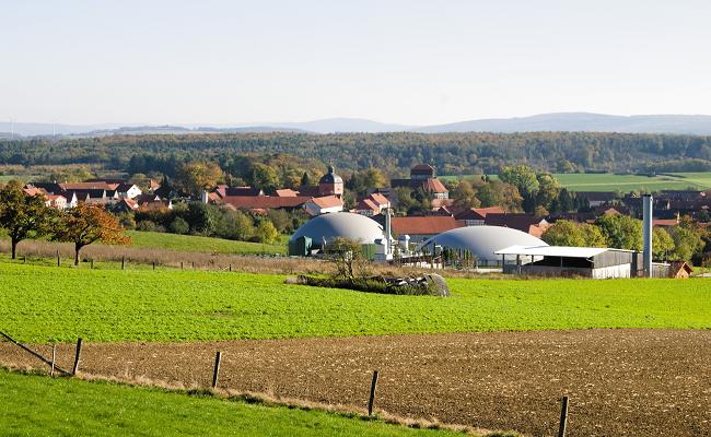 Bioenergy village in Jühnde, Germany