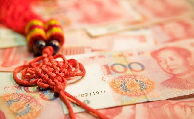 RMB with Chinese Knot