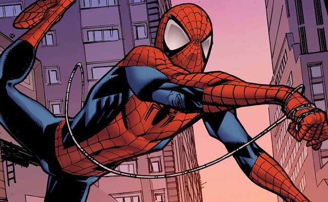 Spiderman-from-Marvel